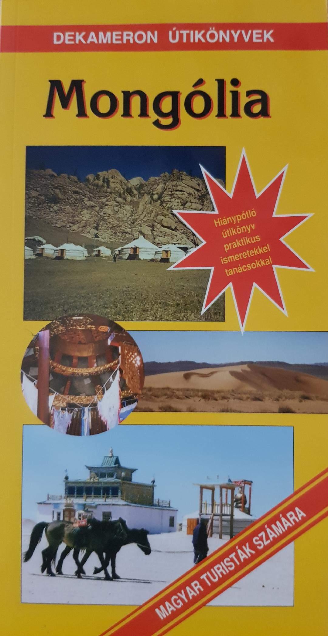 VU - Dr. Obrusánszky Borbála – Mongólia